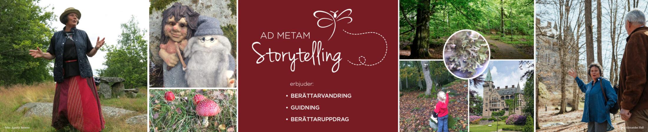 Ad Metam - Storytelling